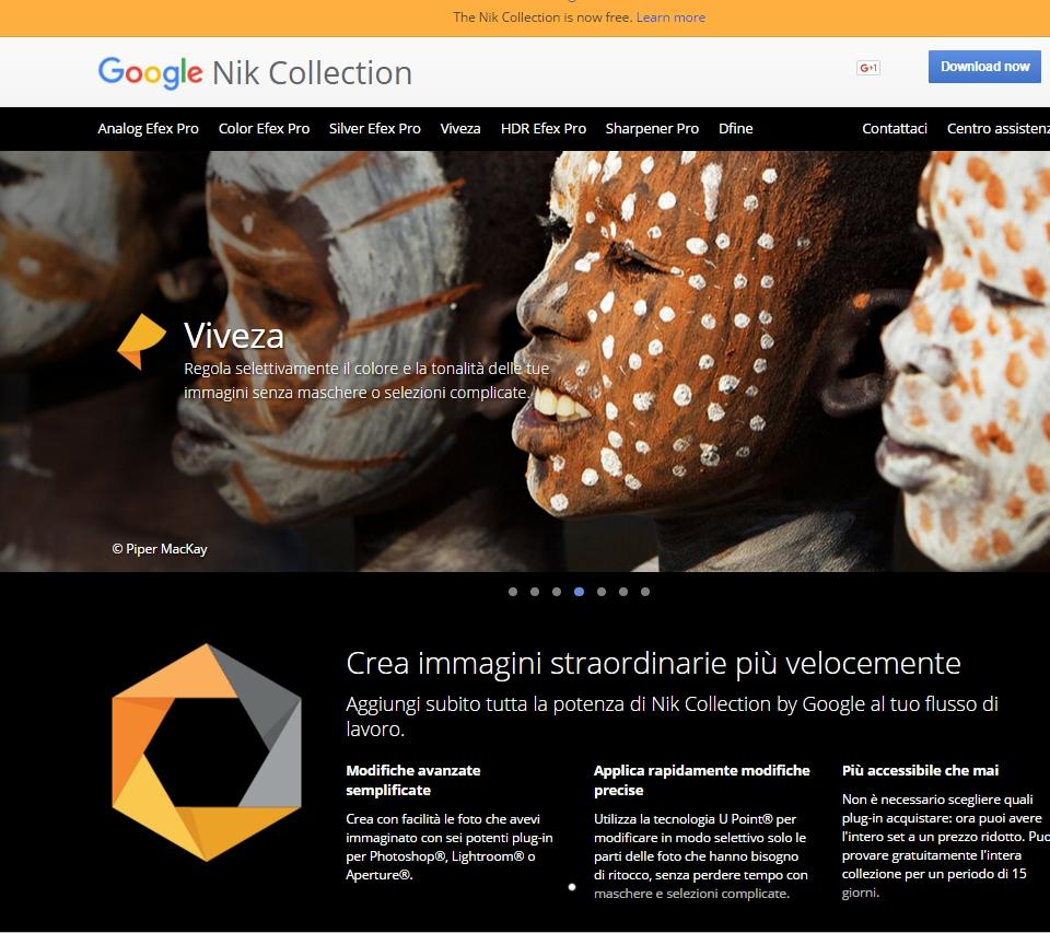 Google Nik Collection Free