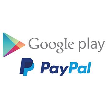paypal_google play