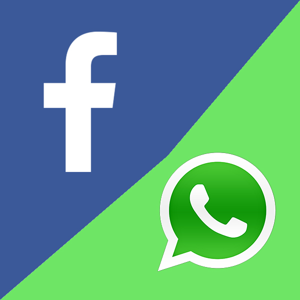 fb+whatsapp